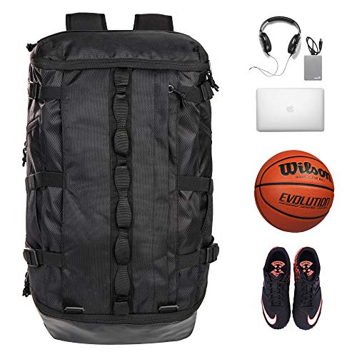 Ultimate Sports Laptop Backpack with Ball Compartment