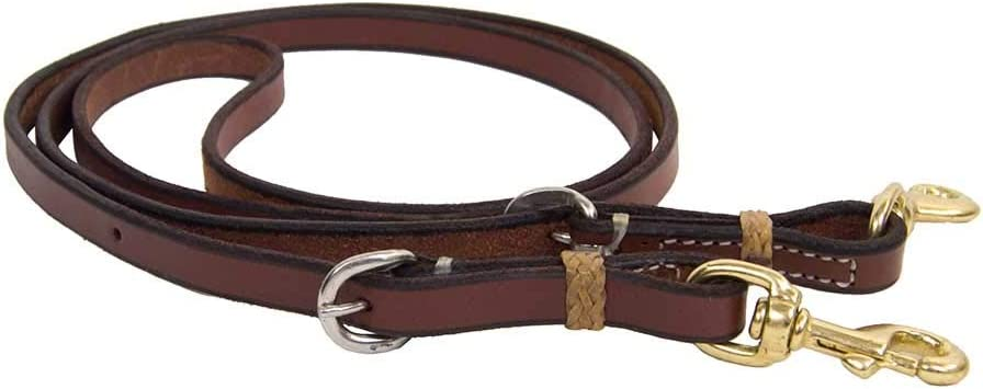 Teskey's Leather Reins Limited time cheap sale Adjustable Buckles with Memphis Mall