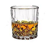 Vidrio de cristal de whisky, Copa de vino extranjero, Vidrio clásico para beber, Copa de brandy, Bar Wine Set, Vaso de cerveza, Vaso de tenedor grito