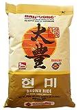 Haitai Korean Premium Quality Rice (Brown Rice 15 Lb x 1)