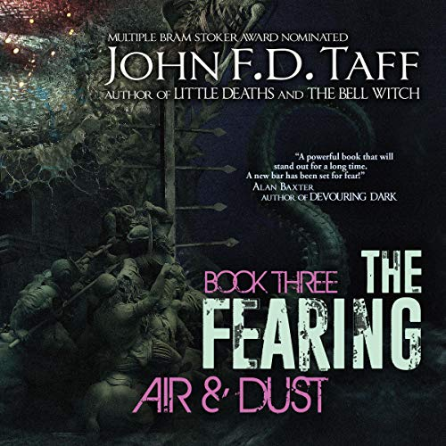 Air and Dust audiobook cover art