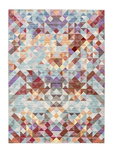 Schöner Wohnen Teppich Shining, Farbe Multicolor, in verschiedenen Größen Größe 140 x 200 cm