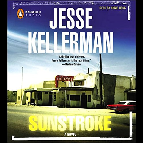 Sunstroke  audiobook cover art