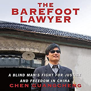 The Barefoot Lawyer cover art