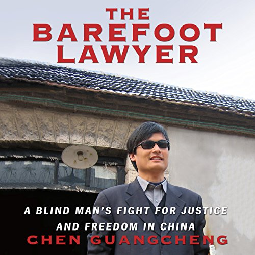 The Barefoot Lawyer audiobook cover art