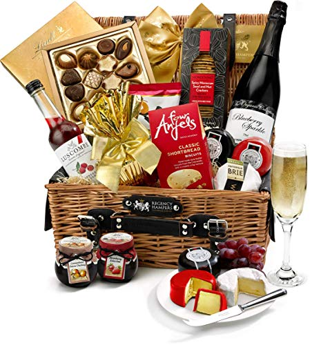 Retirement Eton Hamper with Alcohol-Free Pressé
