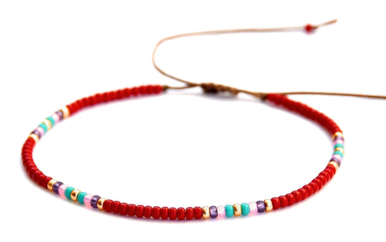 Boho Bracelet for Women Unique Beaded Colorful Popular product Bohemian Dainty Great interest