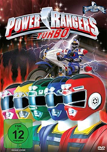 Power Rangers Turbo: Die komplette Staffel (5 DVDs)