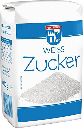 Südzucker Feinkristall Zucker, 5er Pack (5 x 1 kg)