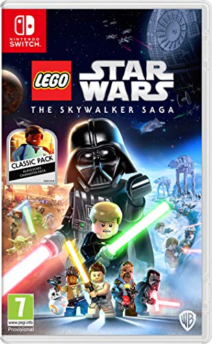 LEGO Star Wars: Die Skywalker Saga (Nintendo Switch) [AT-PEGI]