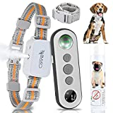 Citronella Bark Collar for Large Dogs, Citronella Dog Collar with...