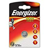 20 Energizer CR1632 3 Volt Lithium Coin Batteries by