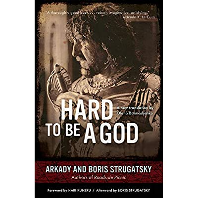 hard to be a god book