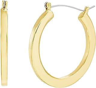 Steve Madden Small Yellow Hoop Earrings for Women