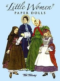 """Little Women"""" Paper Dolls"""