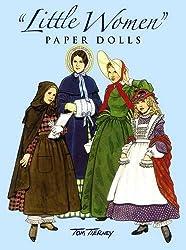 little women paper dolls for adults