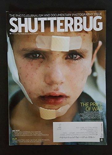 Shutterbug Magazine, February , 2016 (No. 545)
