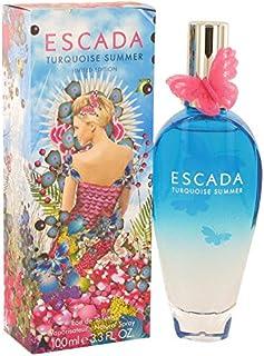 Escada Turquoise Summer by Escada for Women - Eau de Toilette, 100 ml