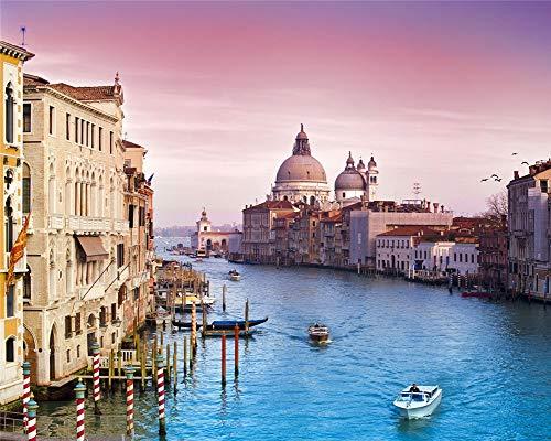 Mosaicos Pintura De Diamante Conjunto Veni Vidi Venecia