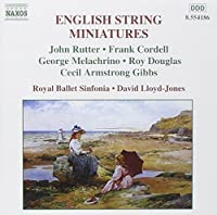 English String Miniatures 1 (2000-03-14)