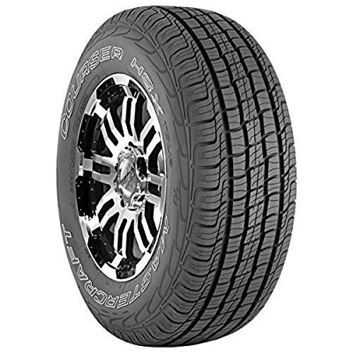 Mastercraft Courser HSX Tour Radial Tire - 245/70R16 107T