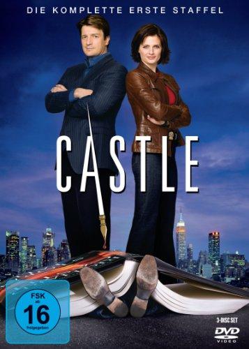 Castle - Staffel 1 (3 DVDs)