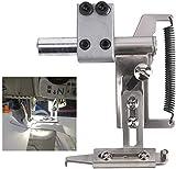 HEEPDD Accesorios para máquinas de Coser, Kit de Regla de guía de Borde suspendido Apto para Modelos industriales Juki...