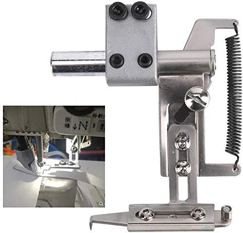 HEEPDD Accesorios para máquinas de Coser, Kit de Regla de guía de Borde suspendido Apto para Modelos industriales Juki Máquina de Coser 591 Accesorios para repuestos de máquinas de Coser