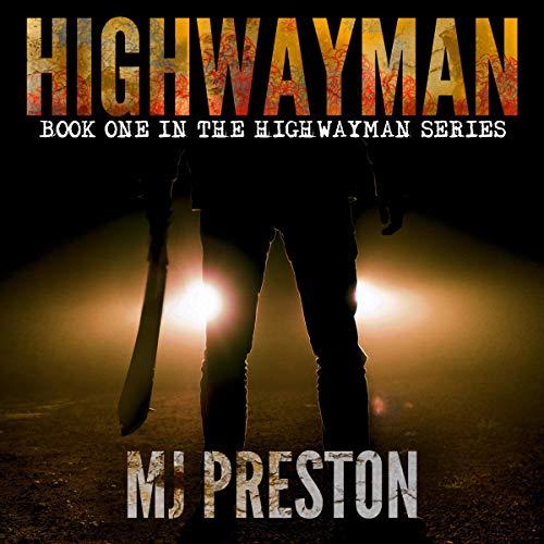 Highwayman audiobook cover art