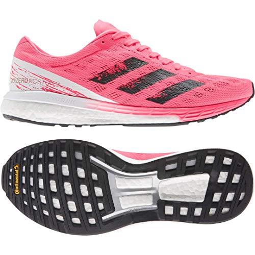 adidas Adizero Boston 9 Shoe - Women's Running Signal Pink/Core Black/Copper