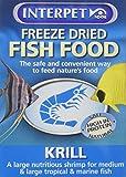 Interpet - Cibo per pesce liofilizzato – Krill 5g