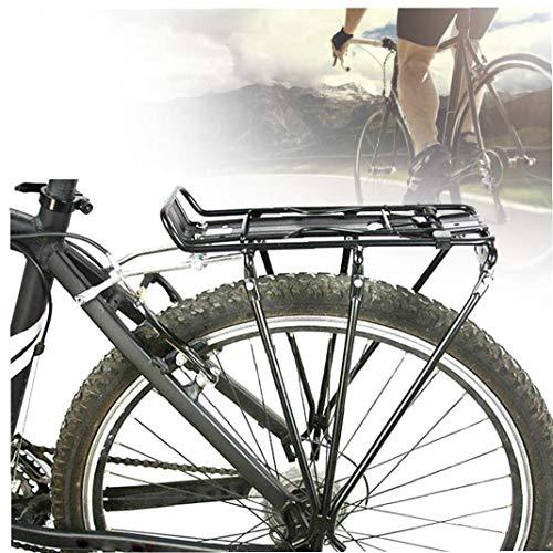 Estante De La Bici De La Bicicleta Touring Carrier para El Disco...