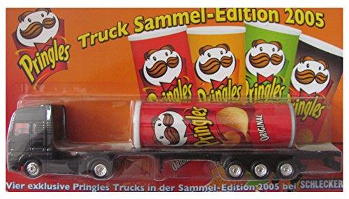 Pringles Nr. - Original - Man - Sattelzug mit Chipsdose