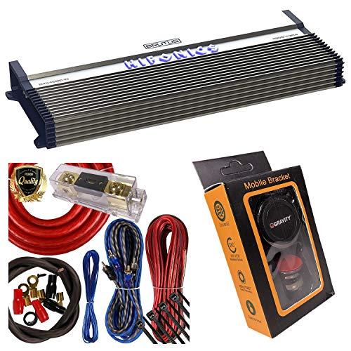 Hifonics BXX4000.1D Brutus Class D Car Amplifier