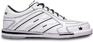 Team Brunswick Mens Bowling Shoes- White