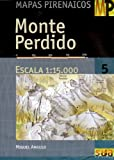 Monte Perdido (Mapas Pirineos)