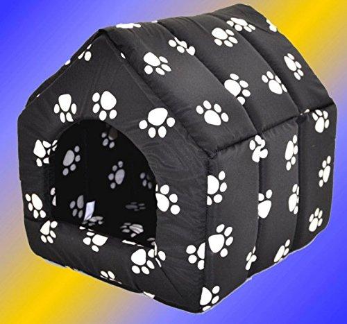 nanook Hundehöhle Katzenhöhle Homeblack Gr XS schwarz