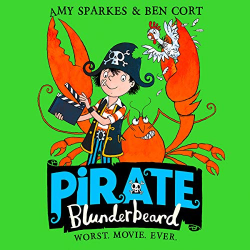 Pirate Blunderbeard: Worst. Movie. Ever. audiobook cover art