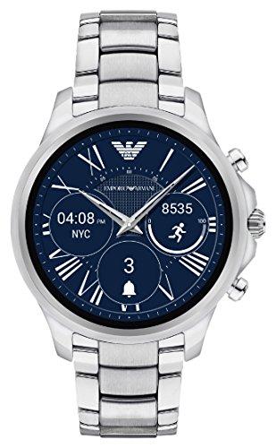 Emporio Armani Reloj Hombre de Digital con Correa en Acero Inoxidable ART5000