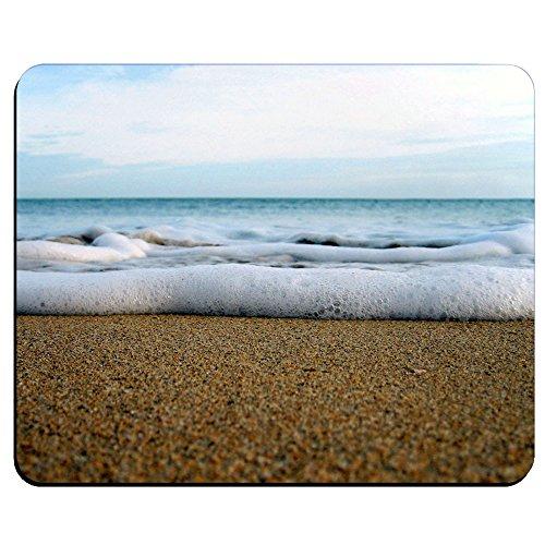 California Beach Sunny day Mousepad,Custom Rectangular Mouse Pad MP6317