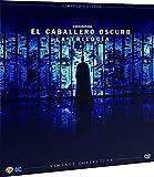 Trilogía Caballero Oscuro Colección Vintage (Funda Vinilo) Blu-Ray [Blu-ray]