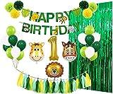 Premières décorations de fête d'anniversaire,1ère Partie Fournitures avec...