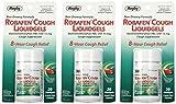Robafen Cough Liquidgels Dextromethorphan HBr, USP 15mg, 20 Liquidgels (3 Packs) by Major