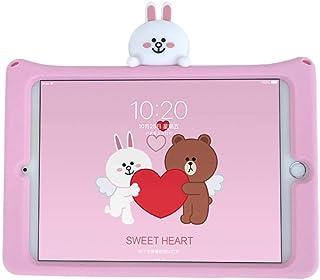Huiran Funda Protectora para iPad pro11, Silicona Air3 Mini 5 Apple Carcasa Plana de 10,2..
