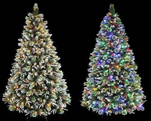 Best christmas tree lights colors