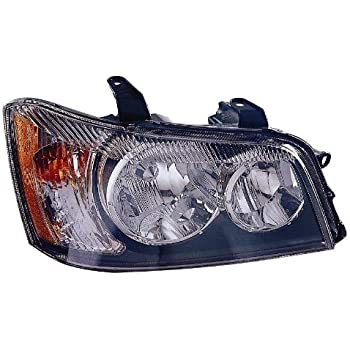 Left /& Right BuyRVlights Forest River Windsong 2002-2003 RV Motorhome Pair Replacement Headlights Head Lights Front Lamps