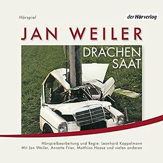 Drachensaat                   Autor:                                                                                                                                 Jan Weiler                               Sprecher:                                                                                                                                 Jan Weiler,                                                                                        Annette Frier,                                                                                        Matthias Haase                      Spieldauer: 3 Std. und 59 Min.     45 Bewertungen     Gesamt 4,0