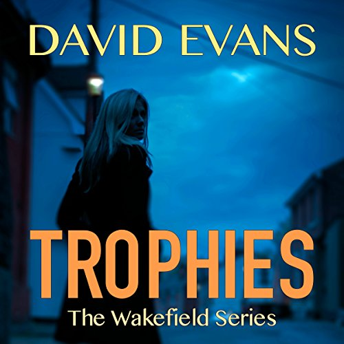 Trophies audiobook cover art