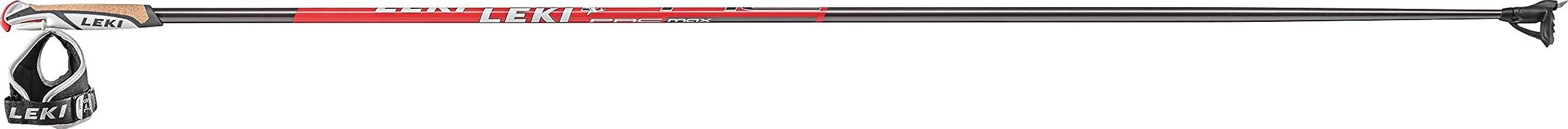 LEKI Uniseks Volwassene Sporting Goods, Zwart, 210 cm