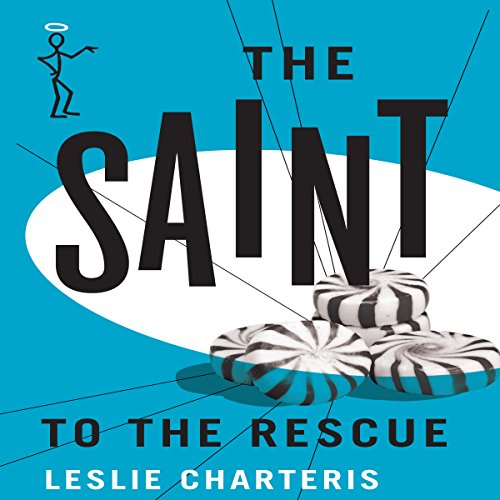 The Saint to the Rescue cover art